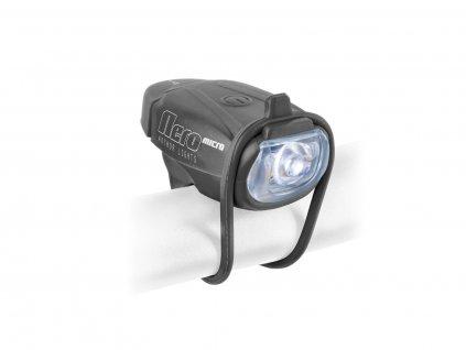 Svetlo Predné AUTHOR A-Nero Micro Usb Čierna
