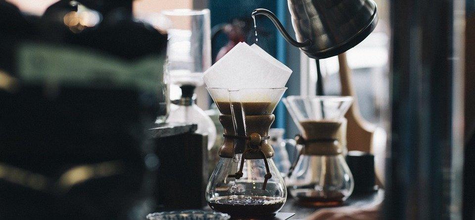 Jak připravit kávu v Chemexu