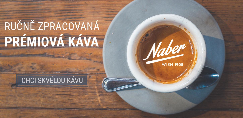Naber kaffee banner