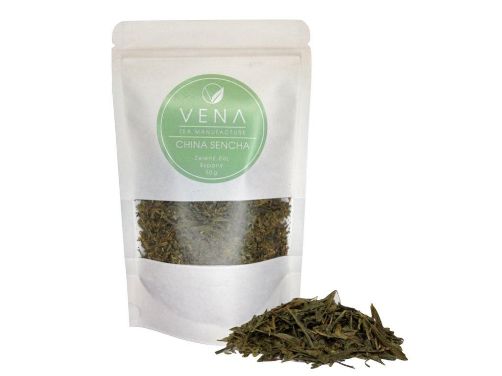 Sencha - zelený čaj -  Venashop.cz