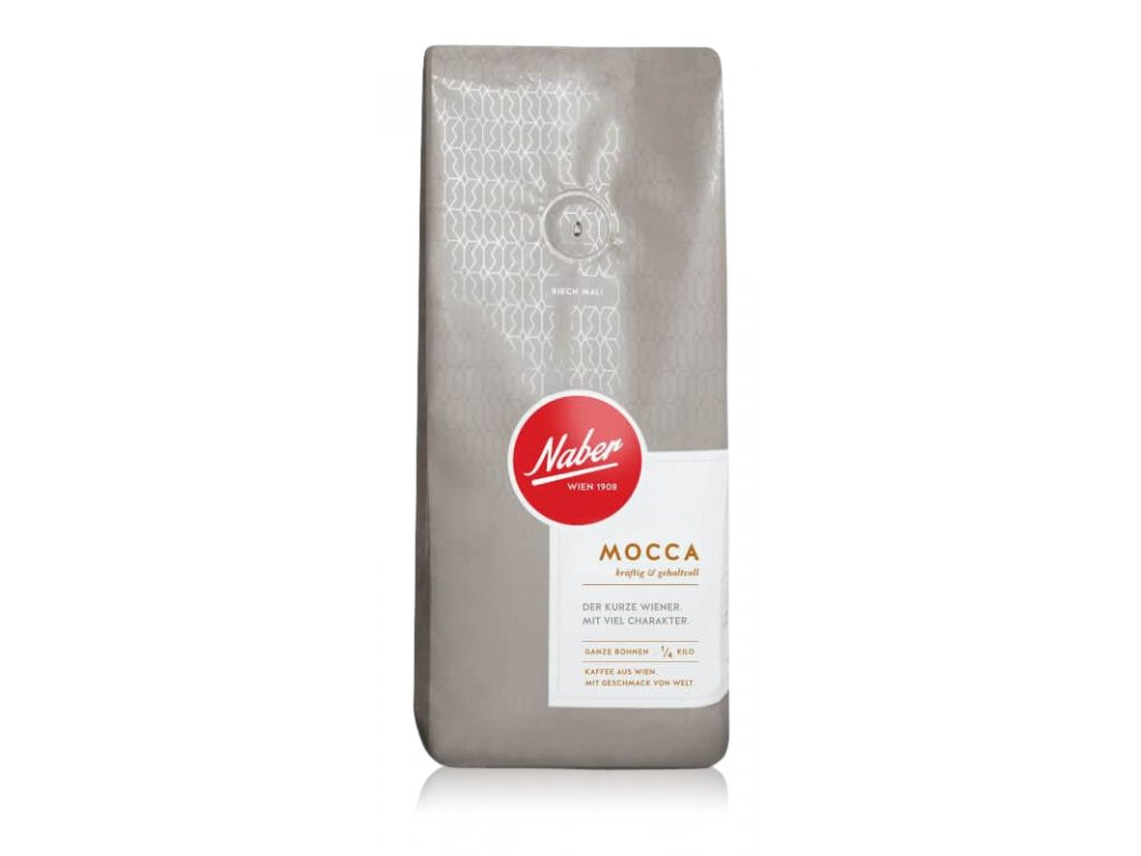 Naber kaffee Mocca káva