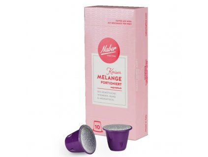 Kávové kapsle Kaiser Melange