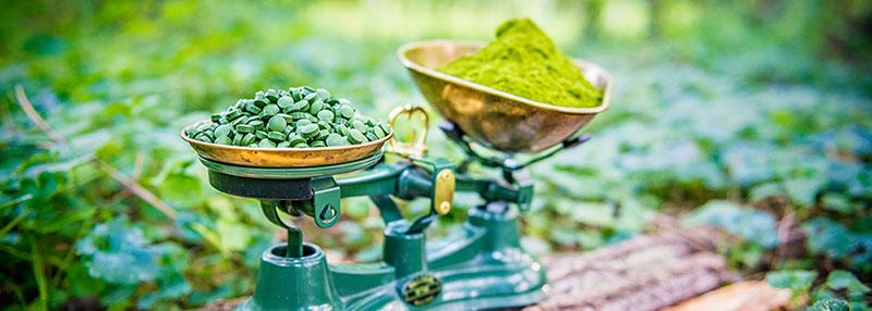 Zelene-potraviny-vahy