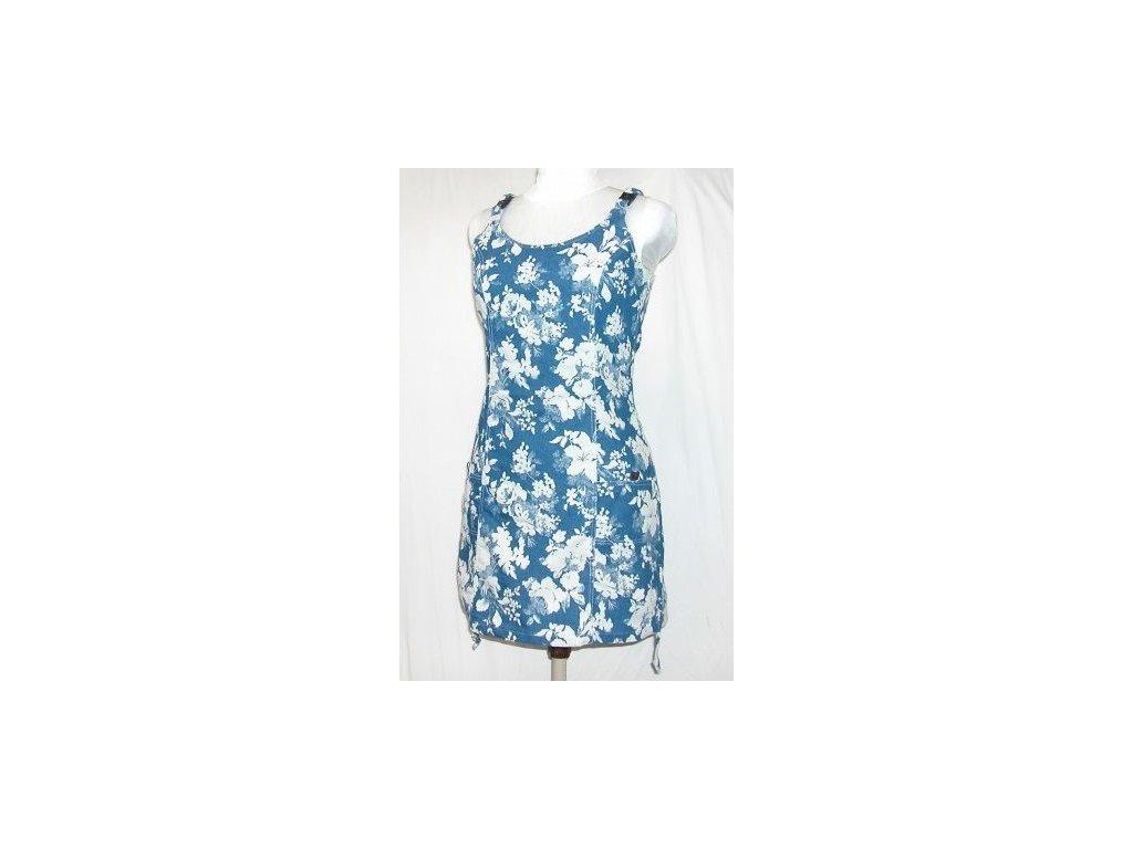 Dámské šaty Nepál květ