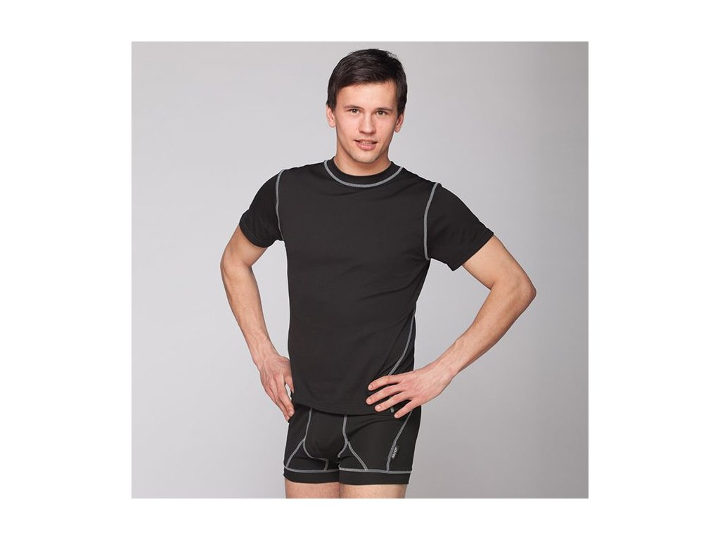 Pánské sportovní tričko s krátkým rukávem