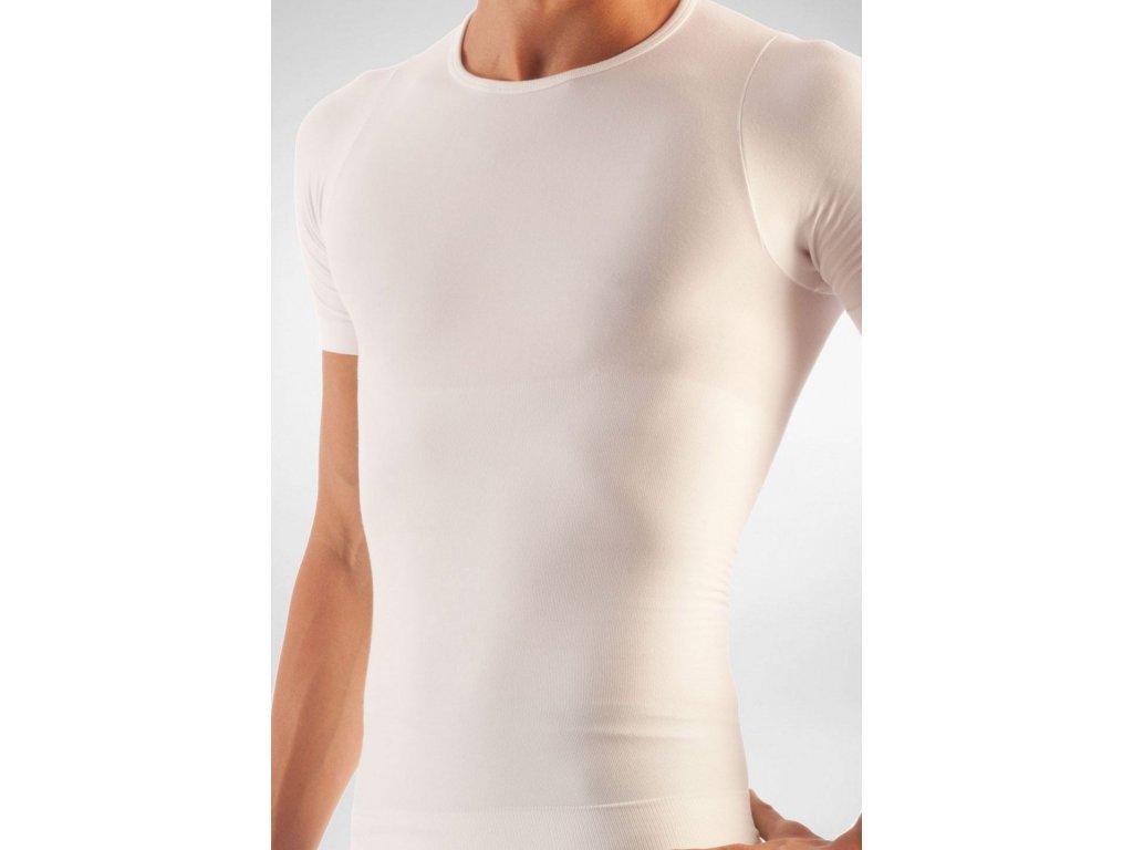 5588311a258 Pánské zeštíhlující tričko s krátkým rukávem - Vendin obchůdek