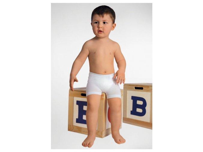 Unisex boxerky z bavlněného vlákna