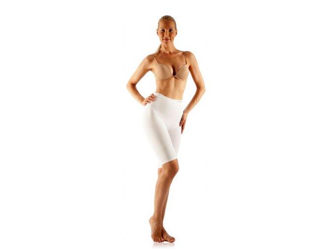 Masážní a zeštíhlující kalhotky nad kolena
