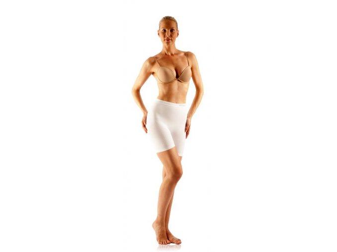 Masážní a zeštíhlující polostehenní kalhotky