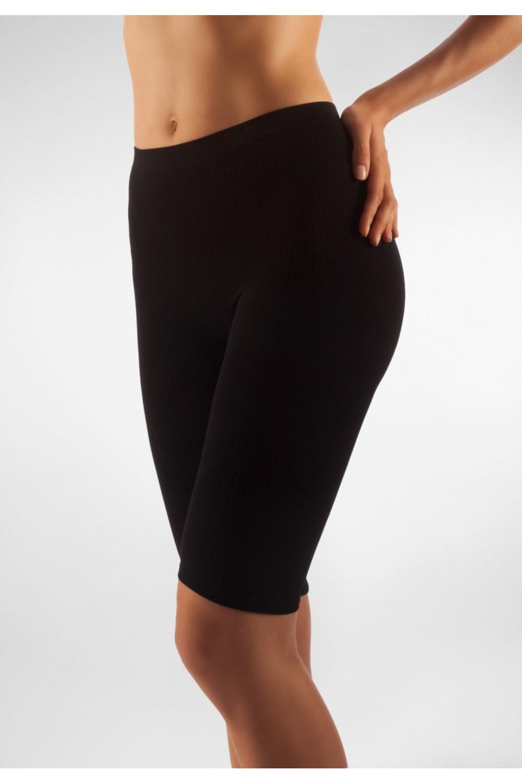 FarmaCell Masážní kalhotky nad kolena Barva: Černá, Velikost: L/XL