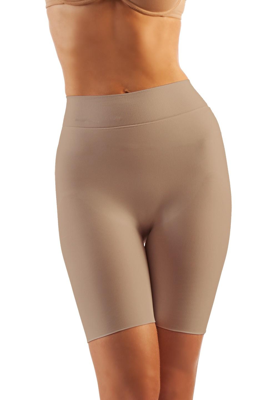 FarmaCell Zeštíhlující kalhotky s push-up efektem Barva: Tělová, Velikost: S