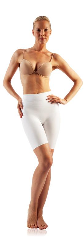 FarmaCell Zeštíhlující kalhotky s push-up efektem Barva: Bílá, Velikost: S