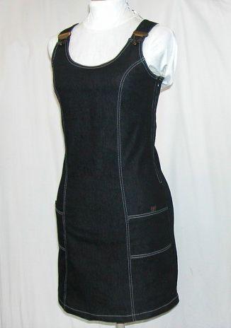 O.K. SPORT Dámské šaty Nepál (Bavlna) Barva: Černá, Velikost: M