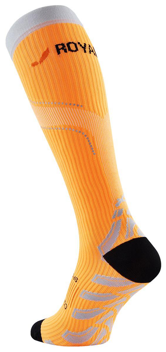 Aries Kompresní podkolenky ROYAL BAY Neon Barva: Oranžová, Velikost: 39-41/C2