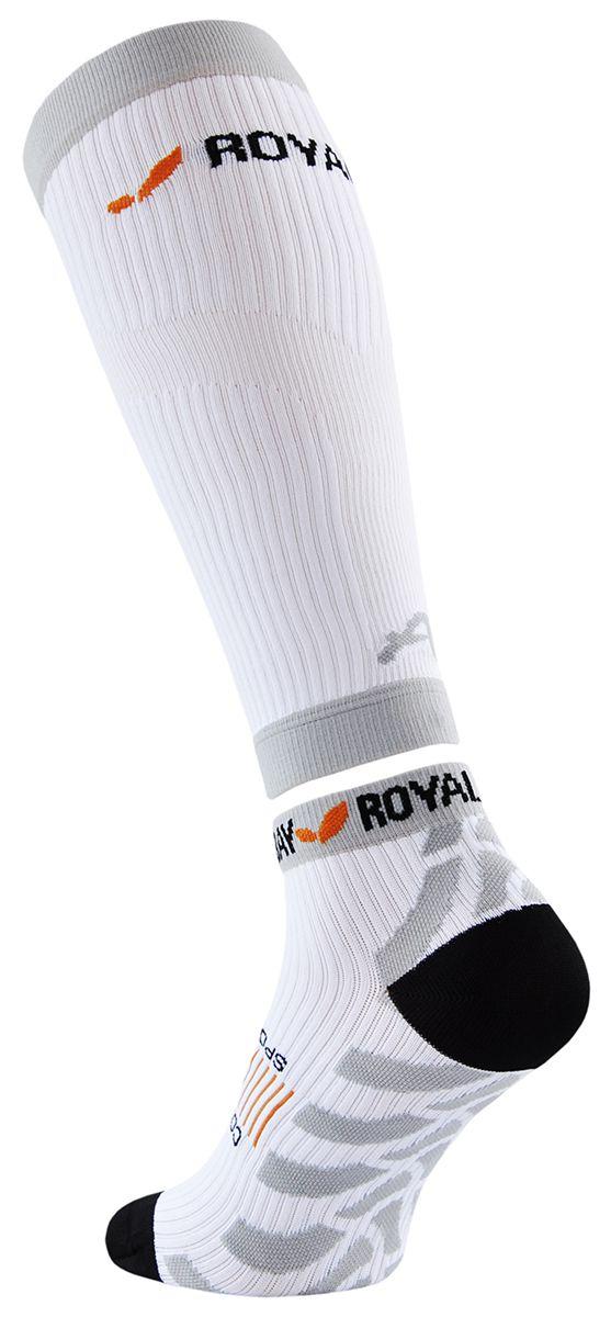 Aries Nízké sportovní ponožky ROYAL BAY Classic Barva: Bílá, Velikost: M