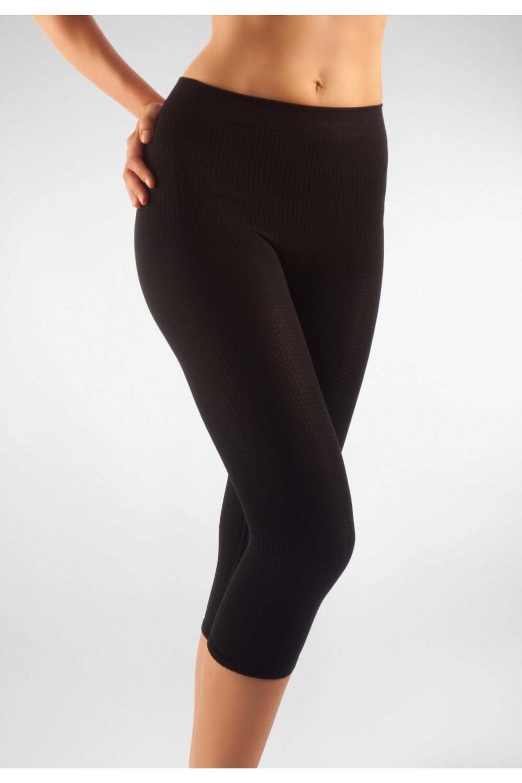 FarmaCell Masážní kalhotky pod kolena Barva: Černá, Velikost: XXL