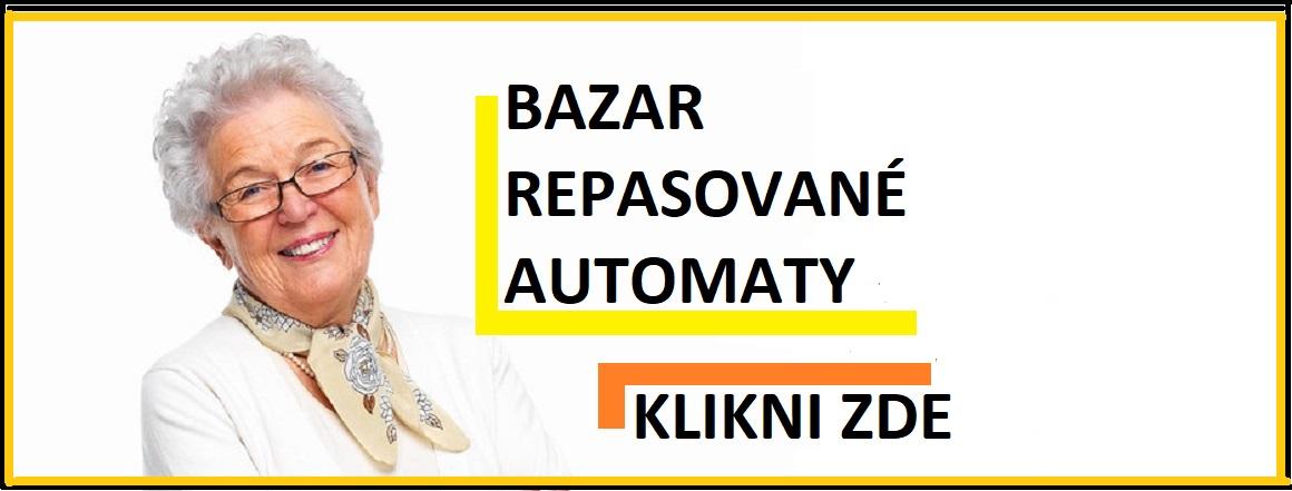 BAZAR prodejních automatů