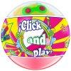 Kapsle 90mm Click & Play (karton 125 ks)