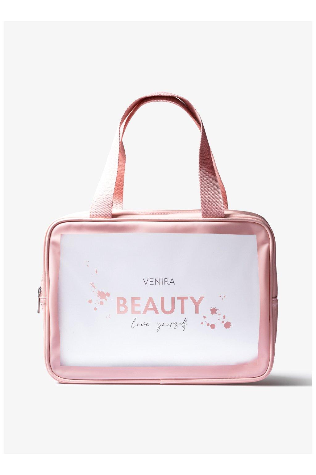 taška růžová