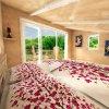 ložnice chatky bez stavebního povolení svépomocí