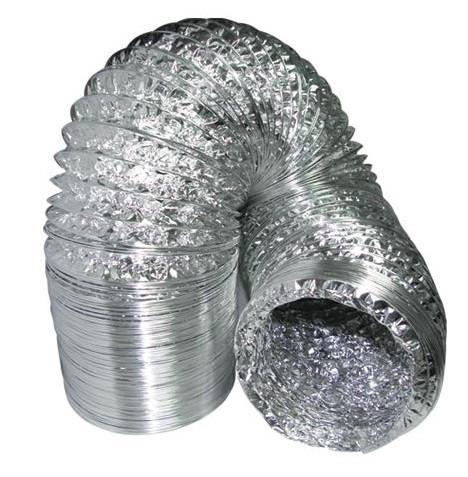 Aluflex Basic - ohebné hadice