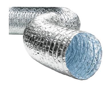 Aluflex Hygienic - ohebné hadice