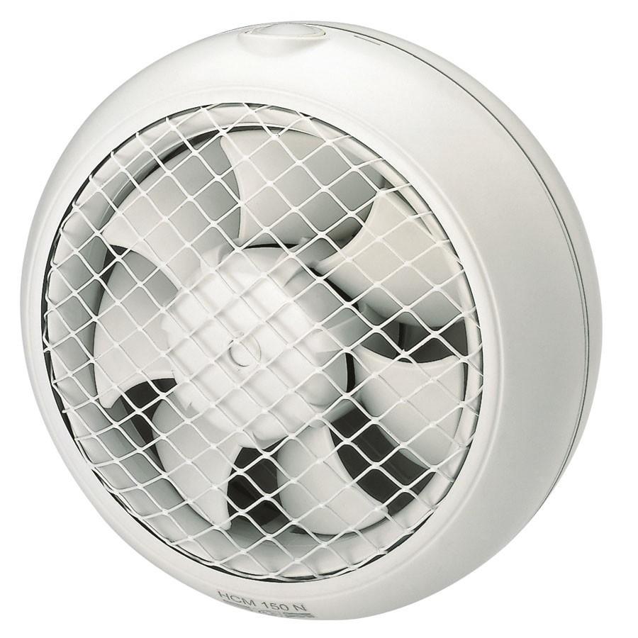 Okenní axiální ventilátory HCM