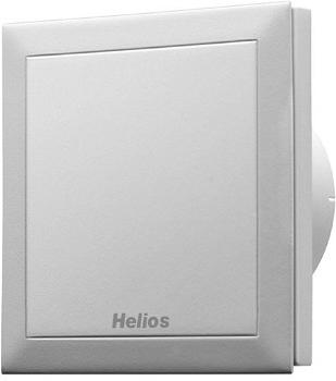 Moderní ventilátory prémiové kvality Helios Minivent M1
