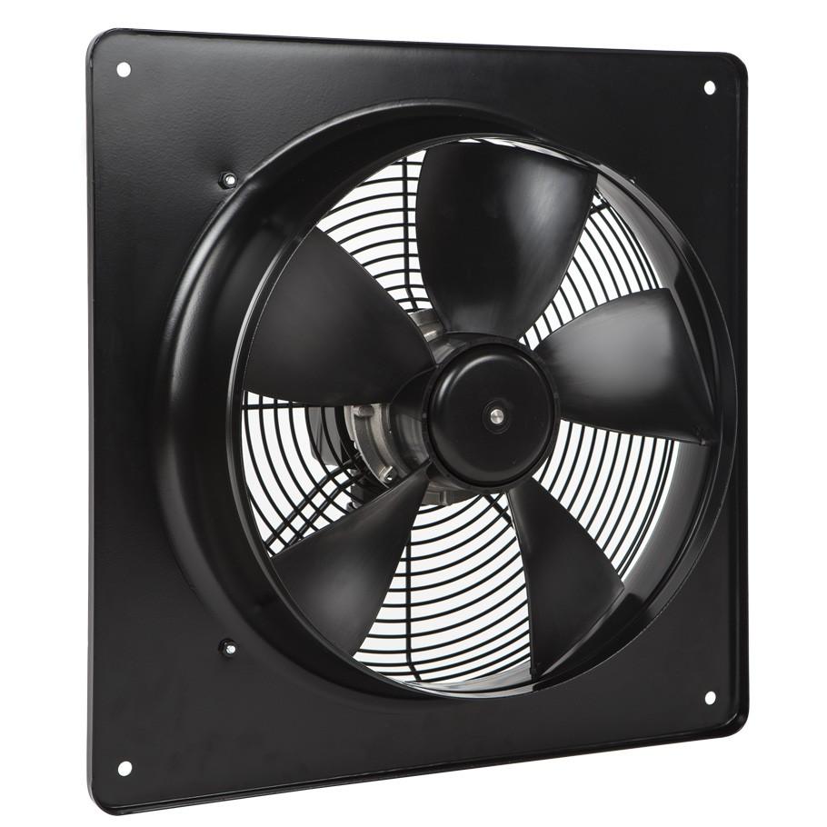 HXBR Ecowatt - nástěnné axiální úsporné ventilátory s EC motorem