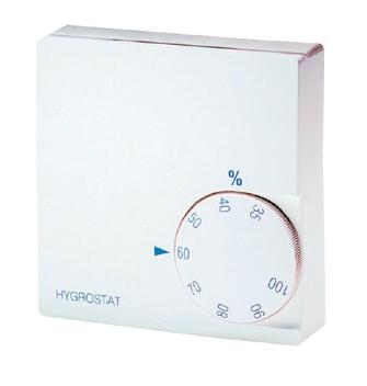 Hygrostaty - čidla relativní vlhkosti