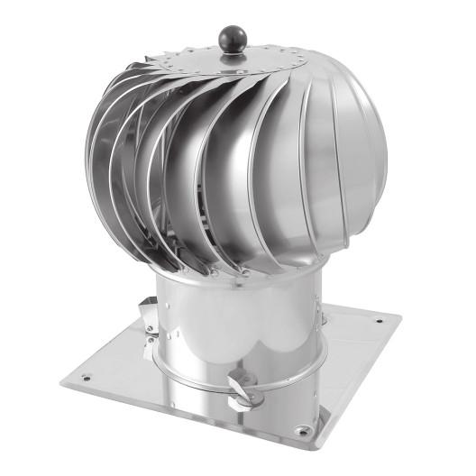 Rotační ventilační hlavice TU