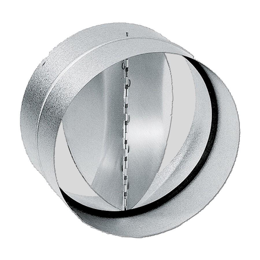 Zpětné klapky RSK pro kruhové potrubí