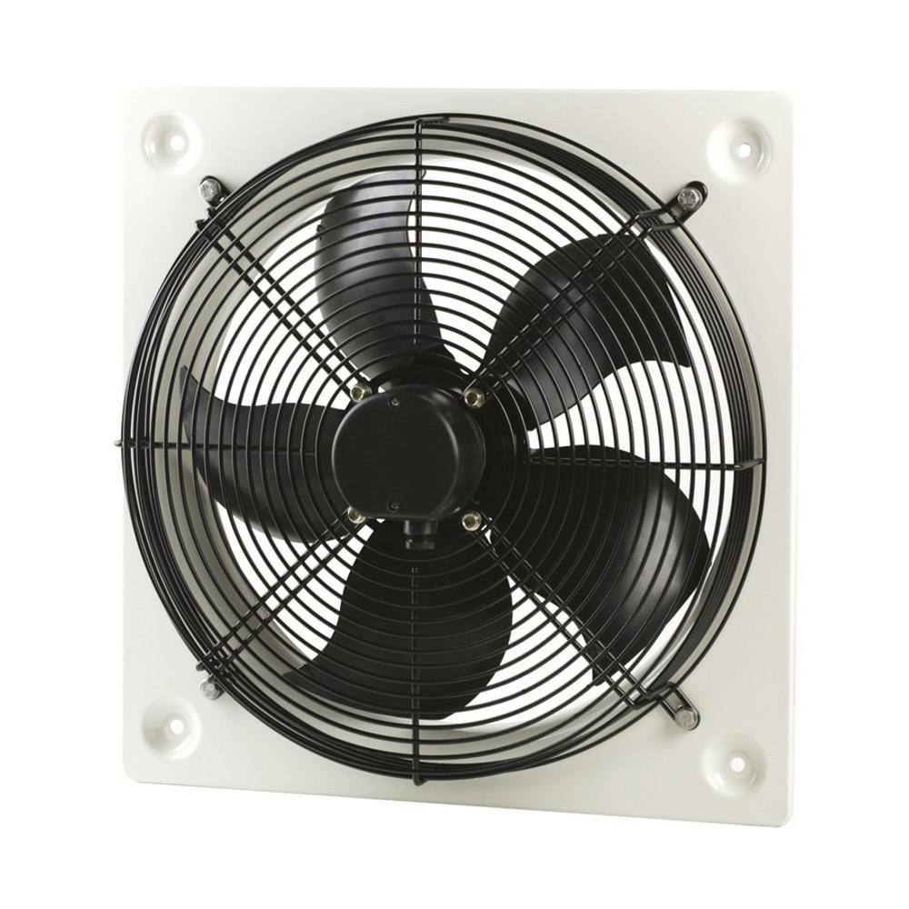 Průmyslové nástěnné axiální ventilátory HXM