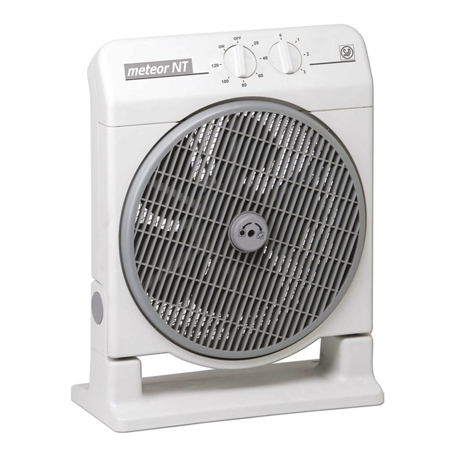 Ventilátory stolní METEOR