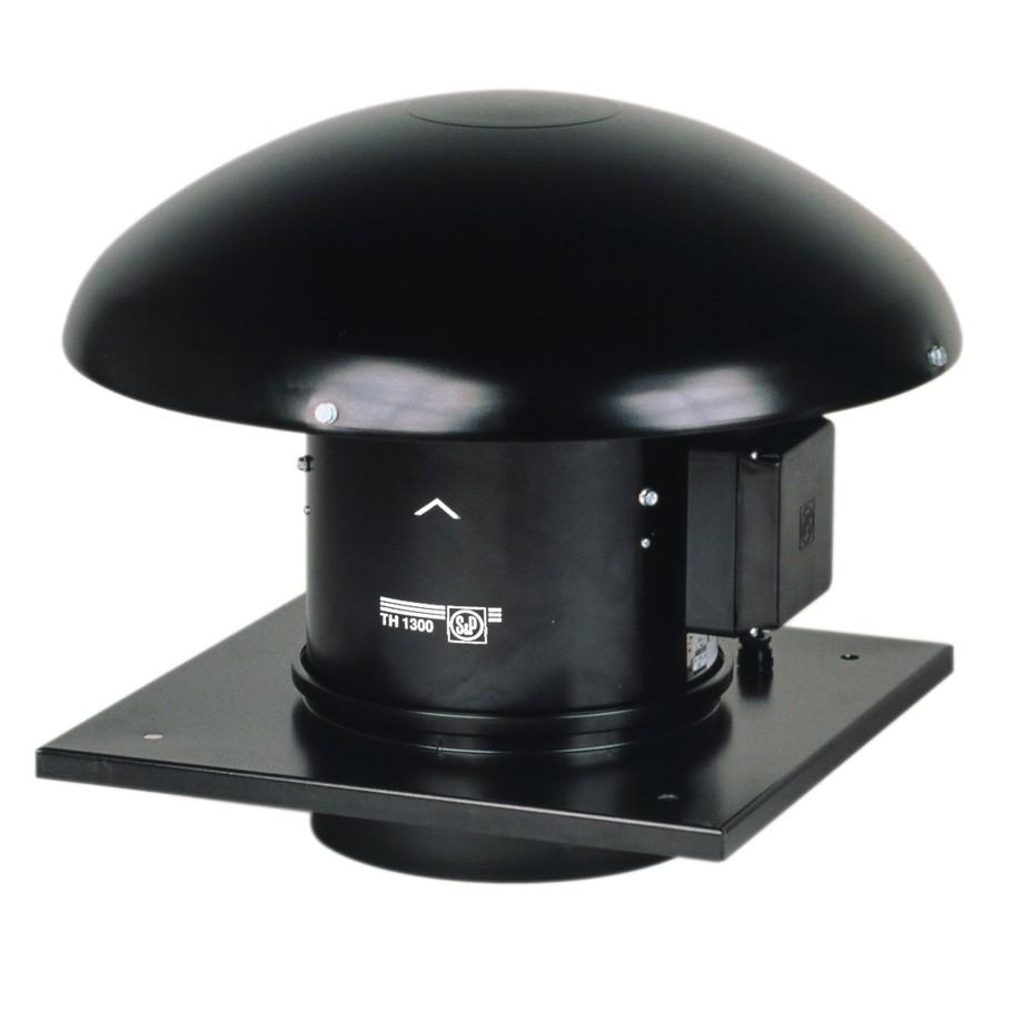 Kvalitní střešní ventilátory MIXVENT TH