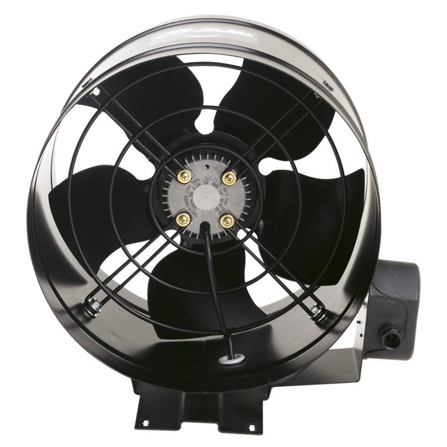 Potrubní axiální ventilátory TRB/TREB
