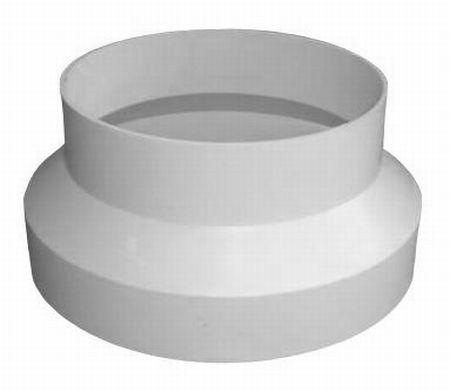 Přechody plastové pro kruhové potrubí