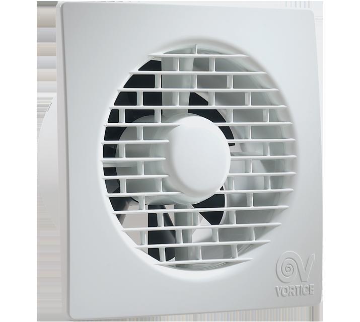 Axiální ventilátory do koupelny nebo na záchod Vortice PUNTO FILO MF