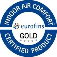 Ecosoft - certifikát Eurofins Gold - Ventishop.cz