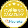 Ventishop.cz je držitelem certifikátu Ověřeno zákazníky
