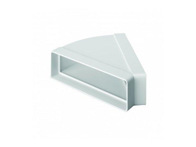 oblouk plastovy horizontalni 45 ventishop