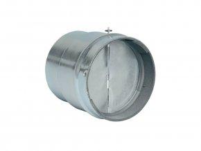 Zpětná klapka Vortice Lineo S-160