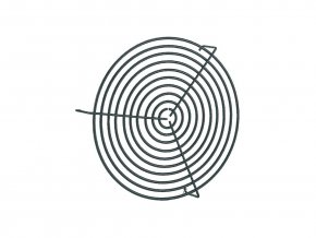 Ochranná mřížka Vortice Lineo-G 200