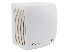 EB 100 N radialni ventilator Ventishop