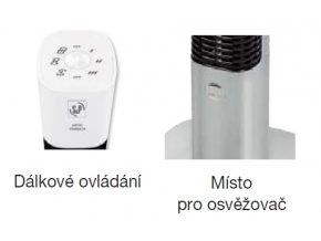 detaily věžového ventilátoru