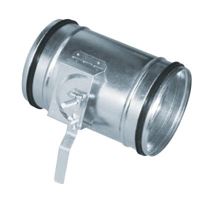 MSKG 500 škrtící klapka s těsněním