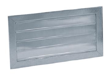 IRKS 450/100-50 žaluziová klapka samotížná