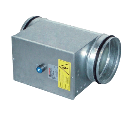MBE 125/1,2 elektrický ohřívač