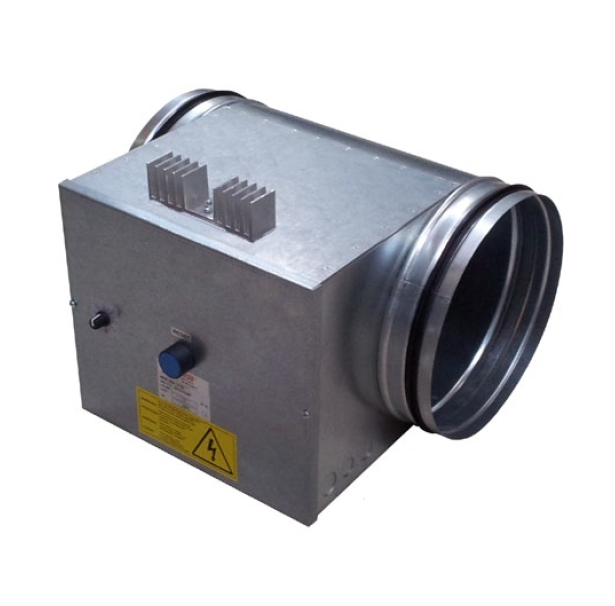 MBE 250/5,0 R2 elektrický ohřívač s regulací výkonu