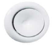 KI 150 talířový ventil přívodní